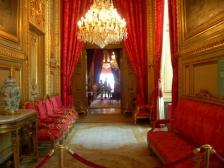 Лувр, Louvre, достопримечательности, галерея, пирамида