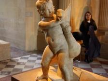 Лувр, Louvre, фото, Франция, Париж, музей