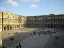 Лувр, Louvre, экскурсия, экспонаты, картинки