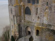 Мон Сен Мишель, Le Mont-Saint-Michel, фотографии Франции, аббатство Мон Сен Мишель, природа Франции