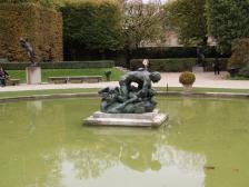 Музей Родена в Париже, Musee Rodin, фотографии Франции, скульптор
