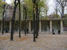 Музей Родена, Musee Rodin, фото Франции, Париж, музей