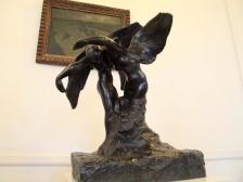 Музей Родена, Musee Rodin, достопримечательности, скульптура, мыслитель