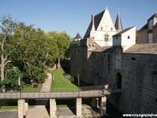 Нант, Nantes, фотографии Франции, Нантский эдикт, замок в Нанте