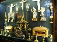 Нотр Дам де Пари, Notre-Dame de Paris, церковь, картинки, витражи, город