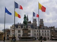 Орлеан, Orleans, Франция фото, замки Луары, Жанна д`Арк