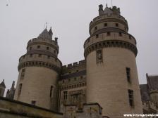 Пьерфон, Pierrefonds, фото Франции, города Франции, Пикардия