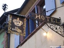 Рикевир, Riquewihr, Франция фото, деревня, винная дорога, история