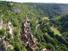 Рокамадур, Rocamadour, фотографии Франции, паломничество