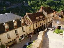 Рокамадур, Rocamadour, фото Франции, город, достопримечательности