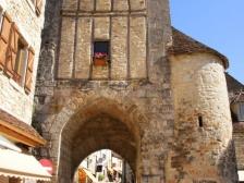 Рокамадур, Rocamadour, Франция фото, скалы, монастырь, аббатство