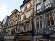 Руан, Rouen, фотографии Франции, отзывы туристов, расстояние