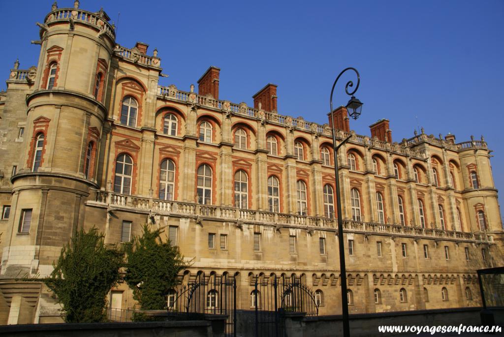 Замок Сен-Жермен-ан-Ле