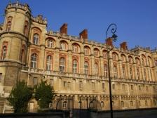 Замок Сен-Жермен-ан-Ле, Chateau de Saint-Germain-en-Laye, фото, Франция, окрестности Парижа