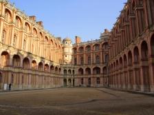 Замок Сен-Жермен-ан-Ле, Chateau de Saint-Germain-en-Laye, достопримечательности, замок