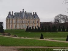 Замок Со, Sceaux, фото Франции, города Франции, поездка в Со