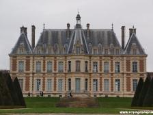 Замок Со, Sceaux, Франция фотографии, замок, отдых в Со