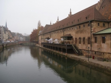 Страсбург, Strasbourg, Франция фото, вокзал, музеи