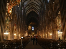 Страсбург, Strasbourg, Франция фотографии, нотр дам, путеводитель