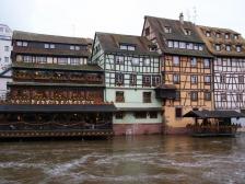 Страсбург, Strasbourg, фотографии Франции, собор, на карте