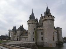 Сюлли-сюр-Луар, Sully-sur-Loire, фото, Франция, долина, Луара