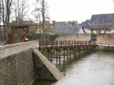 Сюлли-сюр-Луар, Sully-sur-Loire, достопримечательности, река