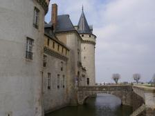Сюлли-сюр-Луар, Sully-sur-Loire, фотографии, замок, французский