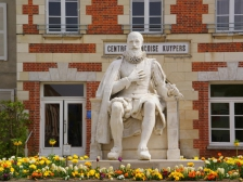 Сюлли-сюр-Луар, Sully-sur-Loire, музей, парк, экскурсия, замки