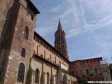 Тулуза, Toulouse, фотографии Франции, достопримечательности Тулузы, природа Франции