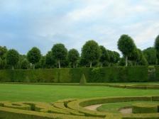 Замок Во-ле-Виконт, Chateau de Vaux-le-Vicomte, фотографии Франции, парк, отзывы