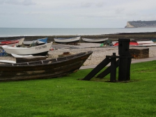 Ипор, Yport, фотографии Франции, Нормандия, Ла Манш