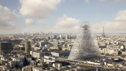 Строительство высотки в Париже