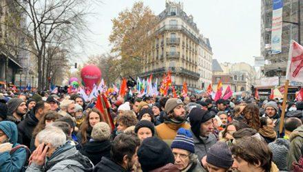 Очередная забастовка во французских аэропортах