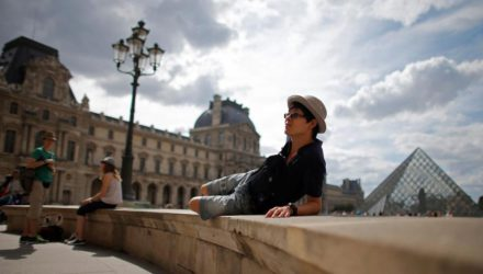 Четверть парижан живут в одиночестве
