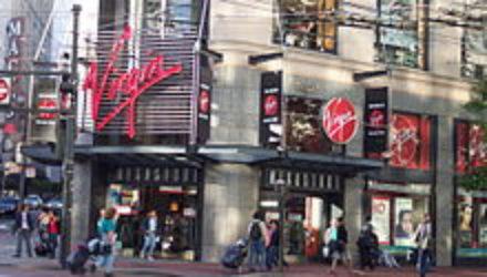Virgin Store на Елисейских полях может закрыться