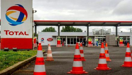 Рост цен на бензин во Франции продолжается