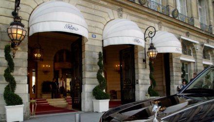 Три отеля стали «дворцами»