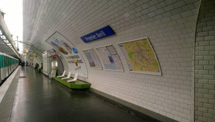 История о происшествии в парижском метрополитене