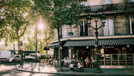 На чем ехать во Францию