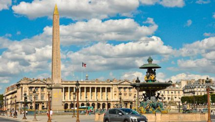 Лувр получит здание морского министерства на площади Согласия