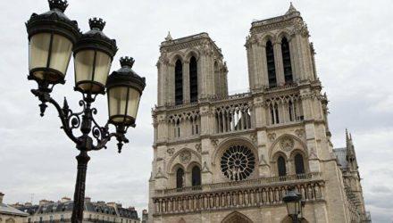 В Париж направляются новые колокола для Нотр-Дама