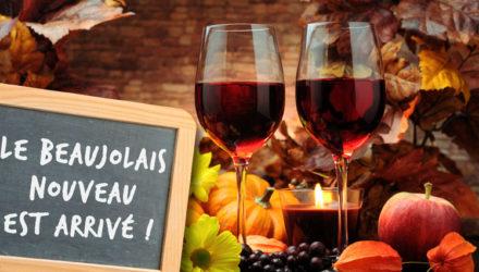 Праздник вина Божоле Нуво во Франции