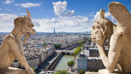 Счастье французов в значительной степени зависит от денег