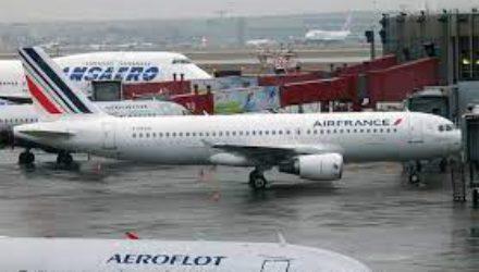 Увеличение авиаперевозчиков на маршрутах Россия-Франция
