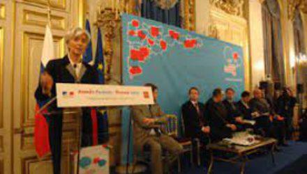 Перекрестный год Россия-Франция открыт