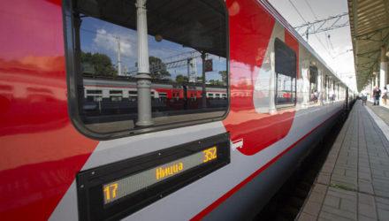 Продажа билетов на поезд Москва-Париж