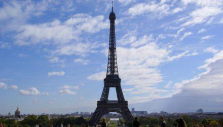 Эйфелева башня — символ Франции и Парижа