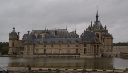 Шантийи (Chateau de Chantilly)