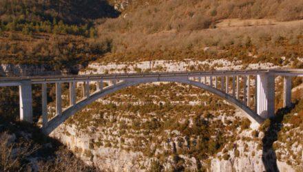 Вердонский каньон (Gorges du Verdon)