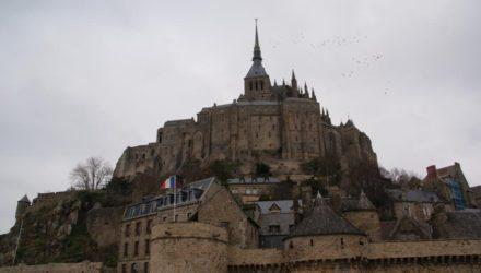 Мон Сен Мишель (Le Mont-Saint-Michel)